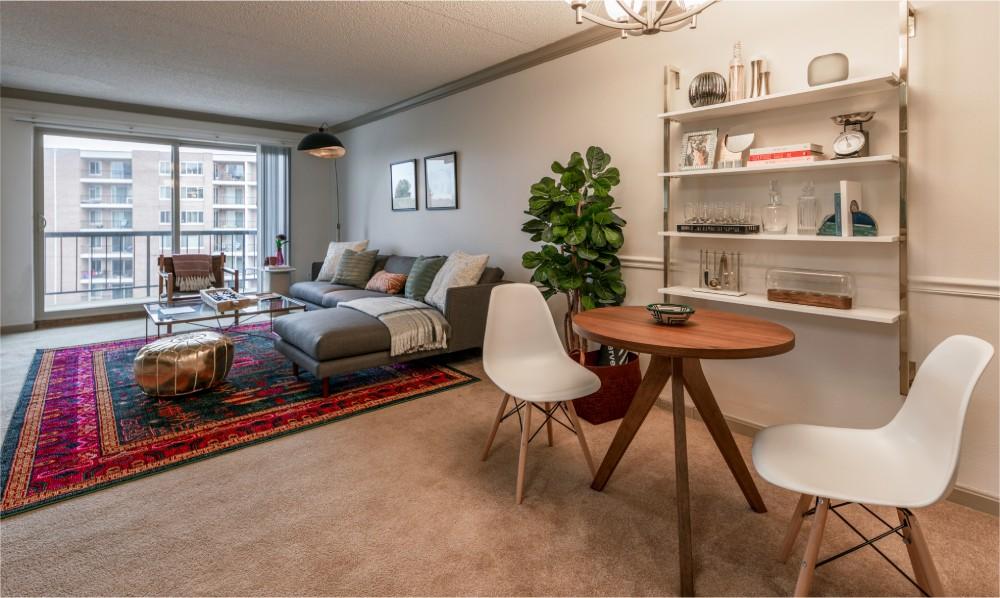 FallsGreen Living Room