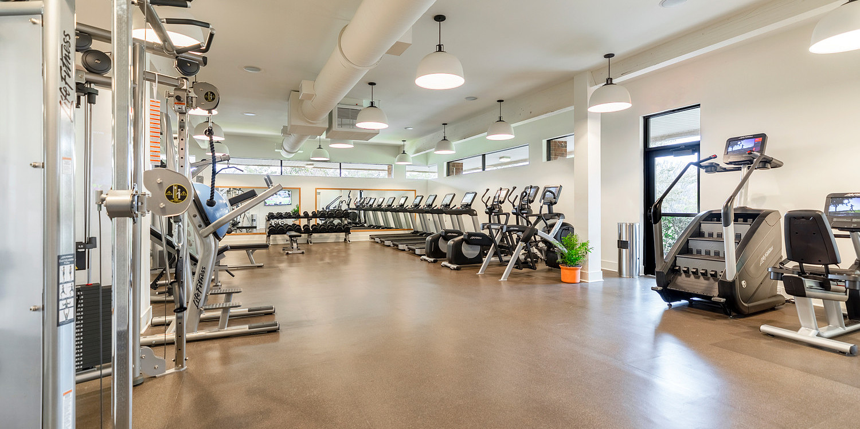 FallsGreen Fitness Room